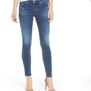 AG The Legging Super Skinny Ankle Jean